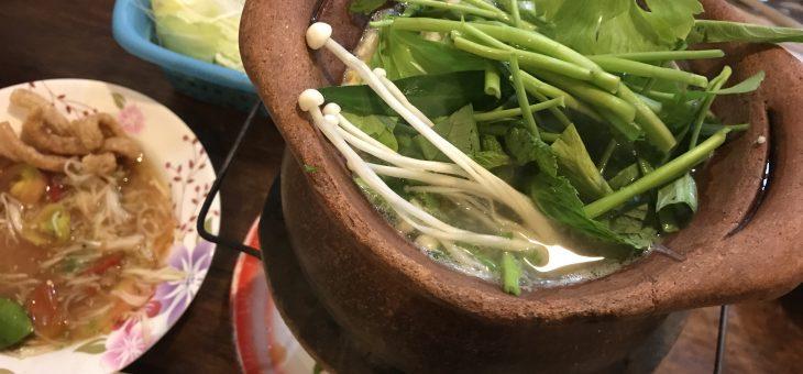 タイで愛されるチムチュム鍋